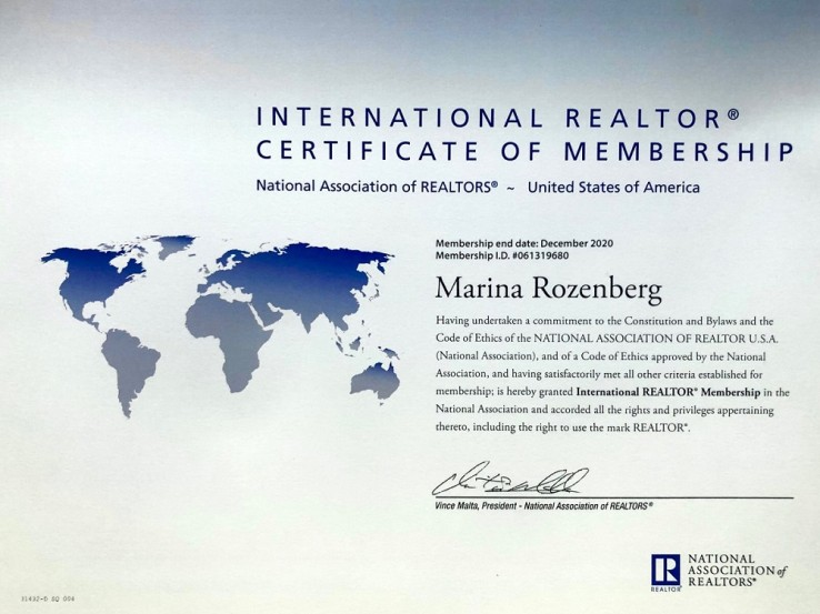 international realtor